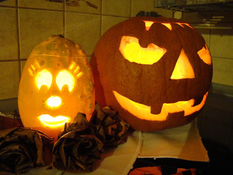 dynia-halloween-dama