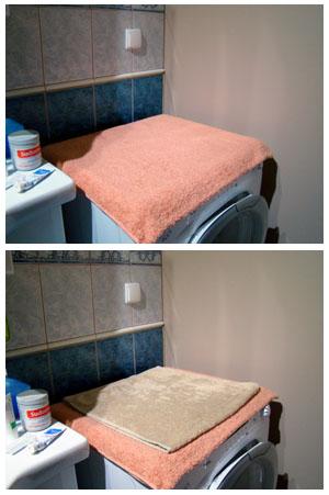 przewijak na pralce