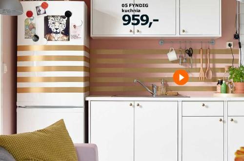 5 najlepszych inspiracji z katalogu IKEA 2016