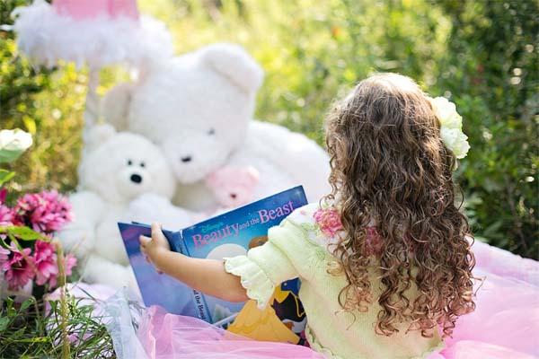 dzień książki dla dzieci, czytamy misiom