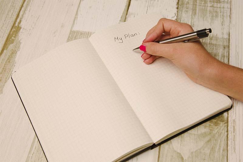 Jak planować? 14 pomysłów inspirowanych życiem kobiet