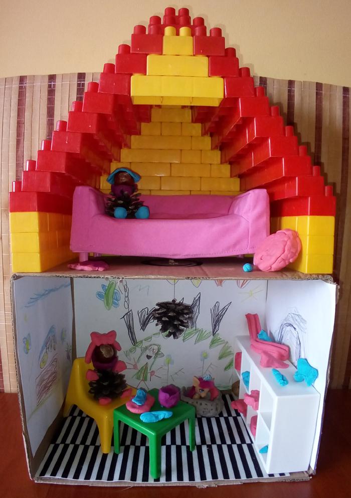 gotowy domek dla szyszaków