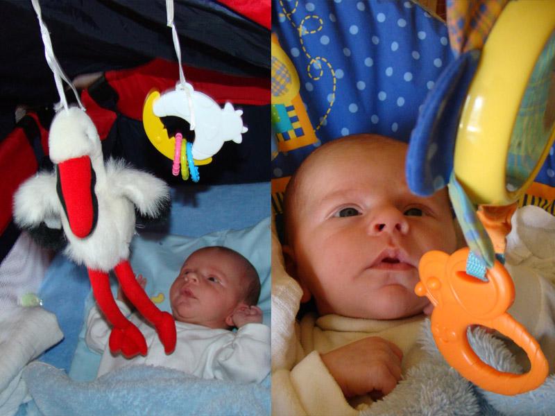 najlepsze zabawki dla noworodka