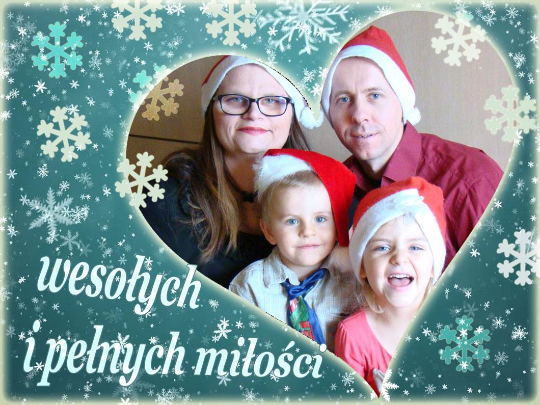 jak zrobić kartkę świąteczną