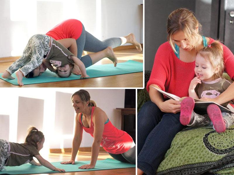 instruktorka fitness, praca dla mamy, Kasia Wawrzycka, trening dla mam