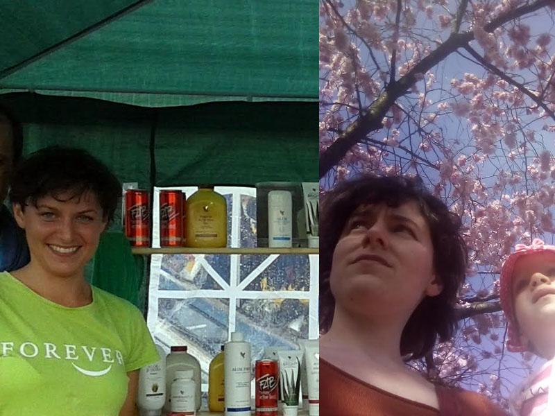 MLM, Katarzyna Mazurek