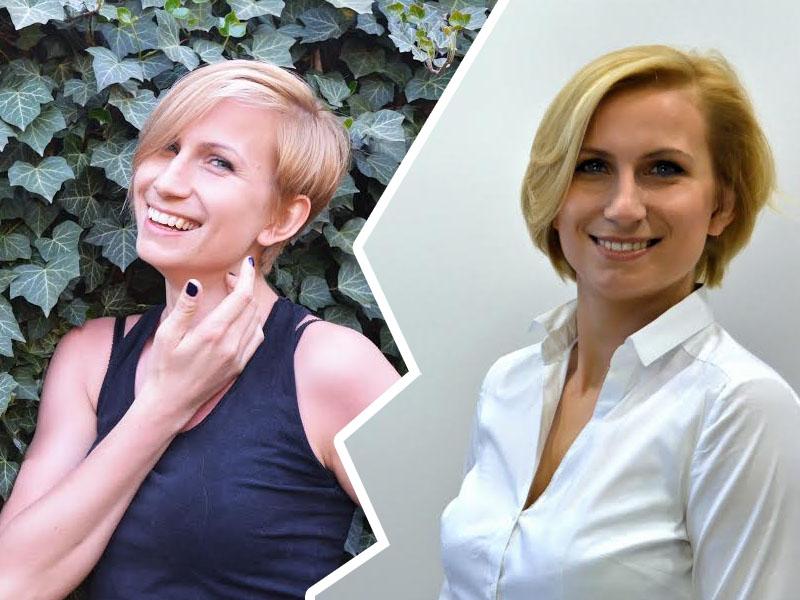 konsultant HR, Aleksandra Strześniewska, mama freelancerka