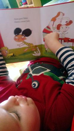Zakamarki, wydawnictwo dla dzieci, książka dla dzieci, Binta