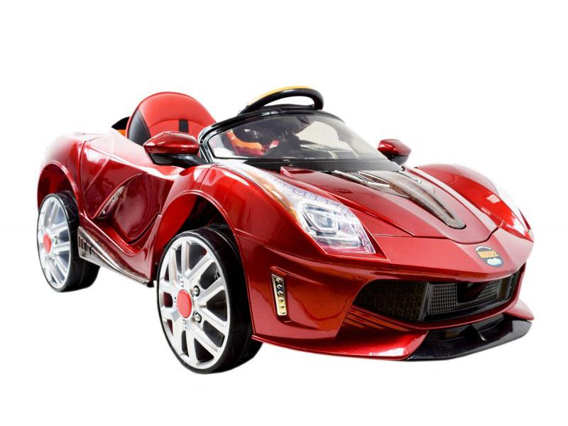 Jak wybrać samochód elektryczny dla dziecka?