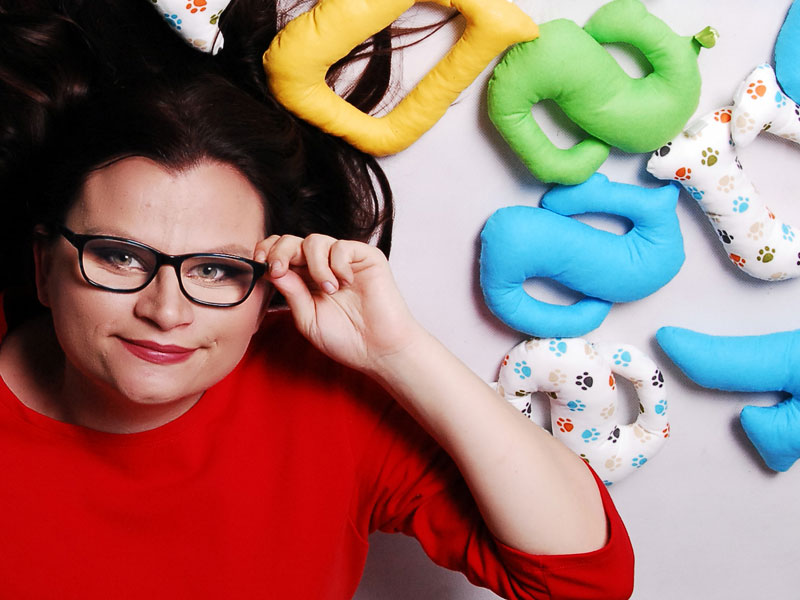 okulary dla kobiety, kobiece okulary korekcyjne, stylistka Magdalena Andler