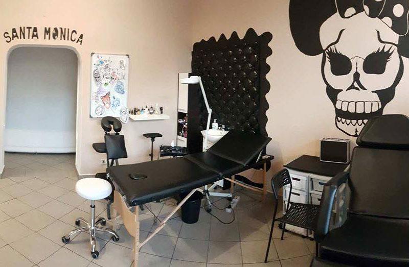 studio tatuażu, Monika Walczak