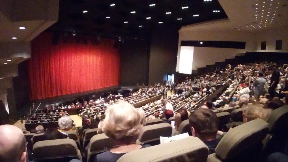 Kniaź Igor, publiczność, Opera Nova
