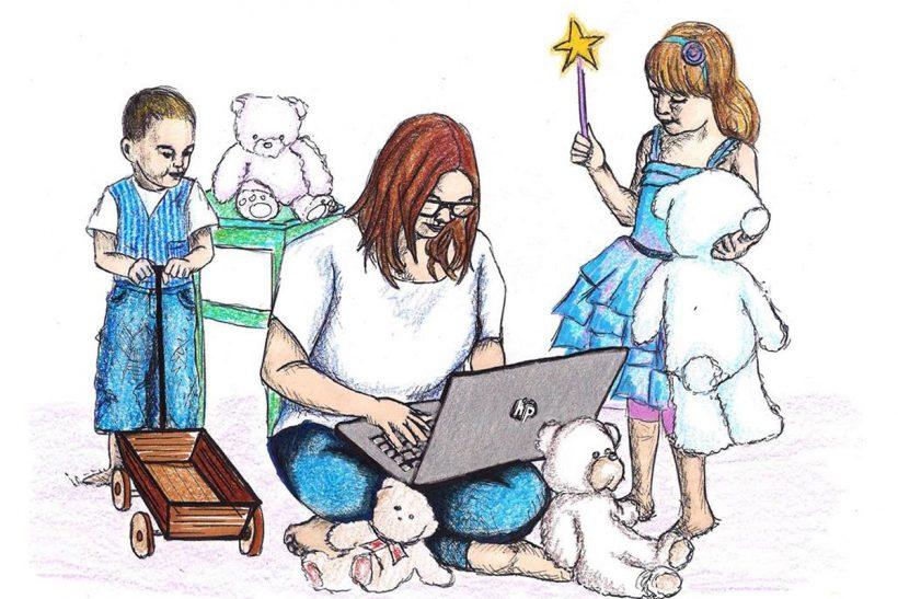lena murawska, freelance, praca dla mamy, blog manager, copywriter
