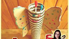 rolki z kartonu po papierze toaletowym, zabawy prl