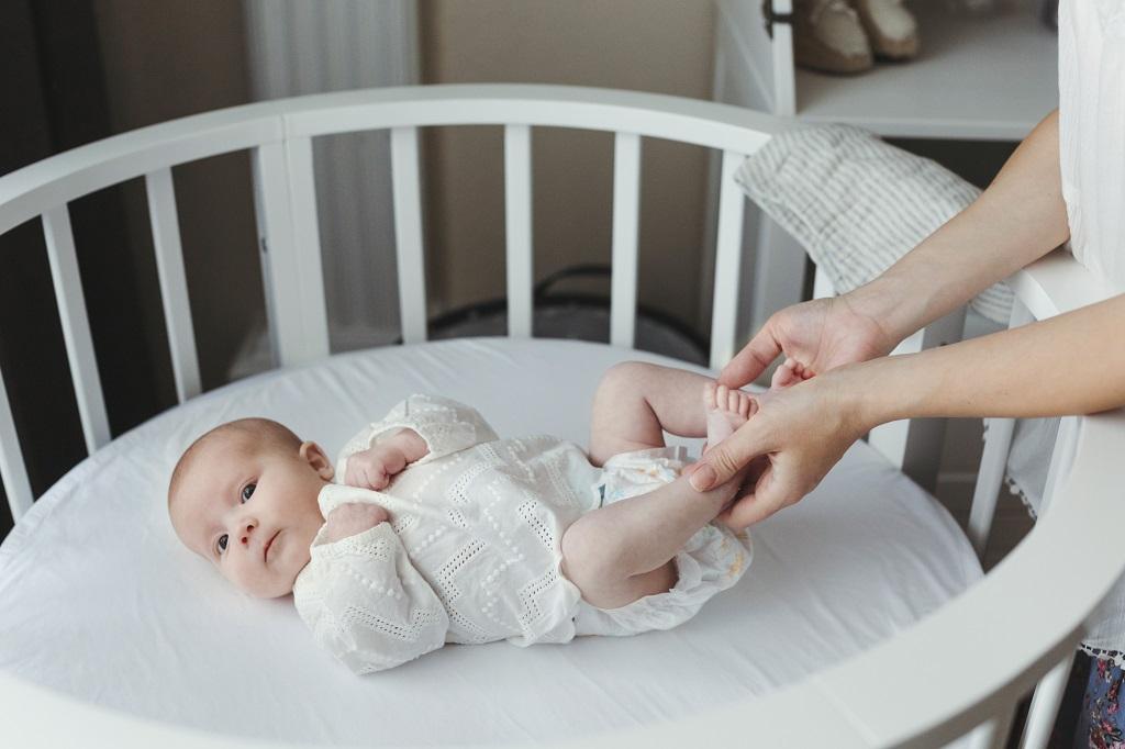 pielęgnacja skóry noworodka